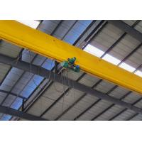 Quality Q235 Q345 Steels 10 Ton Overhead Crane , Electric Overhead Travelling Crane for sale