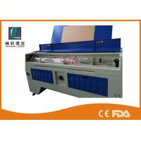 USB Interface CO2 Laser Engraving Cutting Machine 0 - 25mm Acrylic With Rotary Axis Manufactures