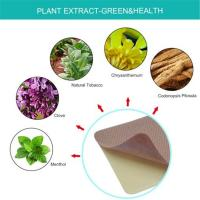 100% natural and safe China herbal anti smoke patch Manufactures