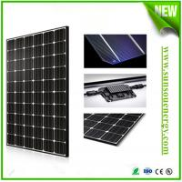 China Mono-crystalline solar panel 250w, price solar panel, mono solar panel system for hot sale on sale