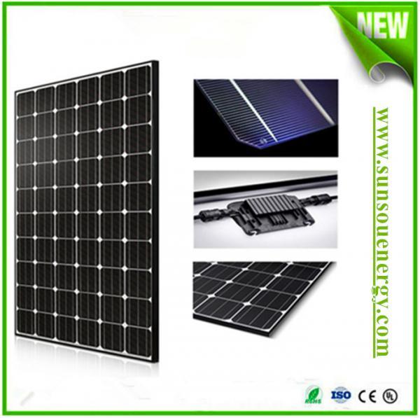 Quality Mono-crystalline solar panel 250w, price solar panel, mono solar panel system for hot sale for sale