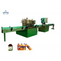 Automatic Carbonated Beverage Machine , 2000 BPH 500ML Liquid Filling Equipment Manufactures