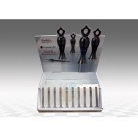 China Eye-lash Cosmetic Customize Cardboard Counter Display in Fashion Design on sale