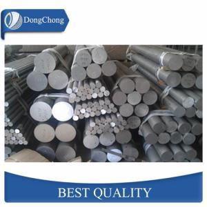 China 2024 Extruded Aluminum Bar / Aluminium Round Rod Mechanical Parts Use on sale