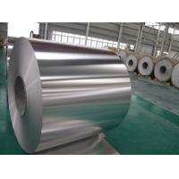 Welded Structures Aluminium Foil Roll , Steering Plates Household Aluminum Foil Manufactures
