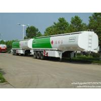 45000l carbon steel fuel tank 45000L oil tank truck trailer for africa  WhatsApp:8615271357675 Manufactures