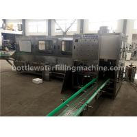 Automatic 5 Gallon Water Filling Machine / Bottle Filler Equipment Low Noise Manufactures