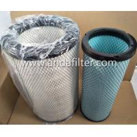 Good Quality Air Filter For ISUZU 1-14215203-0+1-14215217-0 On Sell Manufactures