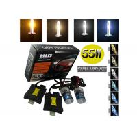 55W HID Xenon Headlight Conversion KIT H1 H3 H4 H7 H11 / 9005 H13 9004 9006 9007 Manufactures