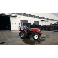 China Hw554 Compact Farm Tractor 55HP Affordable Small Tractor on sale