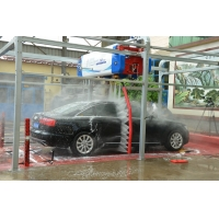 China T12 Touchless  4.5min Automated Car Wash Equipment on sale