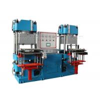 Silicone Rubber Heat Press Rubber Seal Hydraulic Press Machine one station two press Manufactures