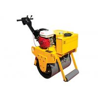 Walk Behind Double Drum Vibratory Road Roller Manufactures