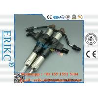 Fuel Pump Denso Injectors 095000 6353 Auto Diesel Engine Injector 23670-E0050 Manufactures