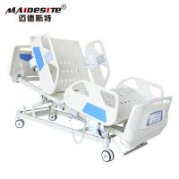 I01 Five Functions Luxury Multi-Function ICU Electric Hospital Bed Load Capacity 250KG Manufactures