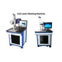 China CO2 Laser Engraving Machine Support Long Time Continuous Work ± 0.003mm Precision on sale