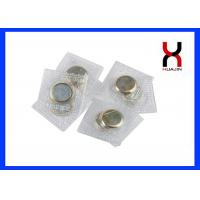 Buy cheap PVC TPU Magnetic Snap Buttons Waterproof Sew In Hidden Button Coating Zn from wholesalers