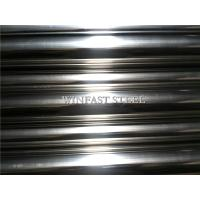 China Round 316L Welded Stainless Steel Pipe / Stainless Steel Square Tubing on sale