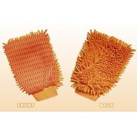 Orange Chenille Microfiber Bath Mat Cleaning Tools for Home Kitchen Manufactures