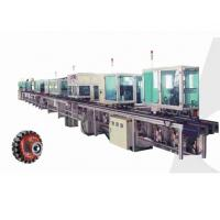 Pressing Shaft Electric Motor Production Line To E-Bike Stator Manufactures