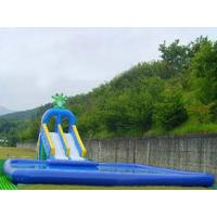 Inflatable Water Slide Usa: 2014 Commercial Inflatable Water Park Kids Inflatable Pool