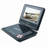 China 7-inch ISDB-T Portable DVD on sale