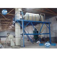 Simple Vitrified Beads Dry Mortar Production Line Thermal Insulation 220 - 440v Voltage Manufactures