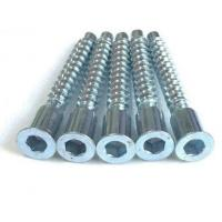 Special Head Hex Socket Bugle Head Confirmat Screws Furniture Screw ISO 7046.1 Manufactures