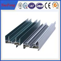 aluminium frame sliding glass window extrusion profiles from china larger factory Manufactures