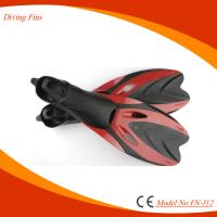 Full Foot Flipper Shoes For Swimming Snorkeling Diving 6 Sizes Optional Manufactures