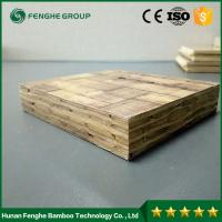 China 28mm strand woven bamboo flooring truck flooring export quality on sale