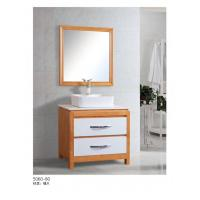 Ready To Assemble Water Resistant Bathroom Cabinets Square Above Counter Basin Manufactures