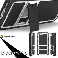 New Design PC TPU Cell Phone Case Cover with Stand, Protector for iphone 5 case Manufactures