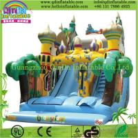 Inflatable Giant Water Slide for Amusement Park Manufactures