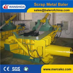 Scrap Metal Baler Manufactures