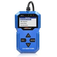 Full System Auto Diagnostic Scan Tool ABS SRS Transmission Engine Scanner KONNWEI KW350 Manufactures