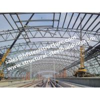 China Steel Structure Buildings Made of Light Steel Wide Span USA Standard From Chinese Contracting Manufactures