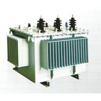 Low Loss Three Phase Amorphous Core Transformer 6KV 30KVA , Oil Immersed Manufactures