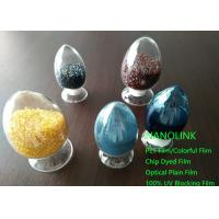 High Concentration Pigment Flame Retardant Masterbatch With Bright Colors Manufactures