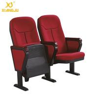 Buy cheap ISO14001 Public Furniture Folding Auditorium Theater Seating With PP Shell /Pan from wholesalers