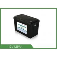 Environmental UPS Rechargeable Batteries 12V 125AH Long Cycle Life Manufactures