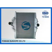 China 60mm Bar Front Mounted Intercooler , BENZ AXOR Turbo Diesel Intercooler 2001-2004 on sale