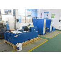 China Electrodynamics Vibration Test equipment High Frequency Vertical+ Horizontal Vibration Test Bench on sale