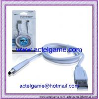 Wii U Game Pad USB Charging Cable Nintendo Wii game accessory Manufactures
