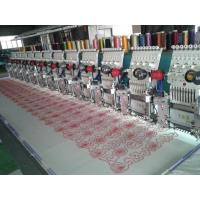 Tai Sang embroidery machine vista model 912 Manufactures