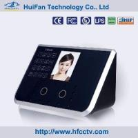 Face Recognition Time and Attendance System Dual Sensor (HF-FR605) Manufactures