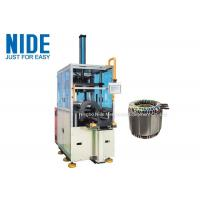 China Auto Flip Structure Coil Forming Machine Automatic For Generator And Pump Motor on sale