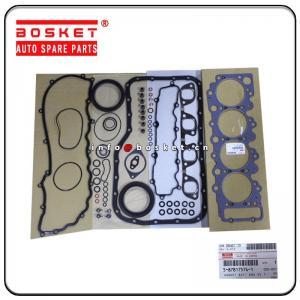 Buy cheap 5878175741 5878139521 Engine Overhaul Gasket Set For Isuzu 4HG1-N NPR 5-87817574 from wholesalers