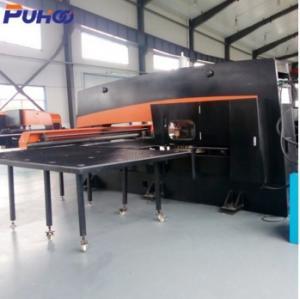High Speed Amada Cnc Punching Machine , Sheet Metal Stamping Machine For Kitchen Equipment Manufactures