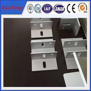 customized anodized industrial aluminium profile manufacture,china aluminium price per ton Manufactures